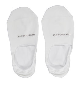 Marcoliani Marcoliani sokken wit Invisible