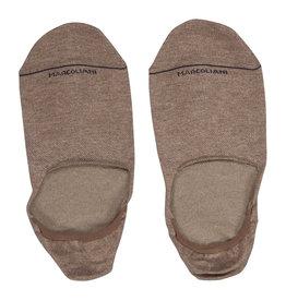 Marcoliani Marcoliani sokken beige Invisible