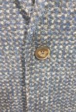 Lubiam Lubiam vest blauw-bruin 95191/01 M:2817