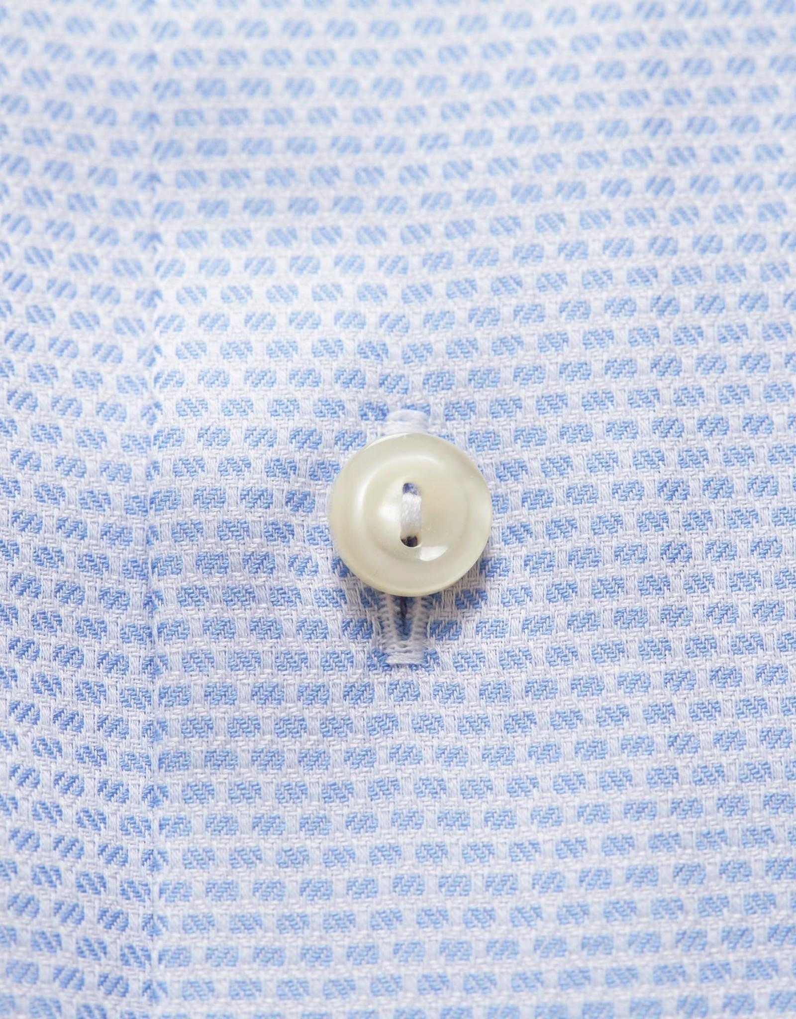 Eton Eton hemd blauw FU slimfit 288