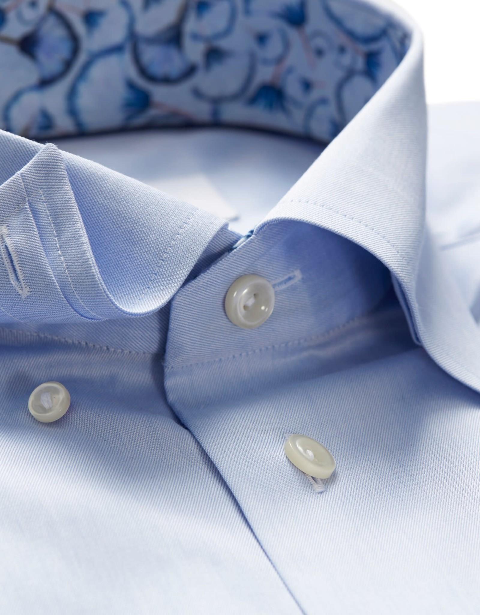 Eton Eton hemd blauw slim 57