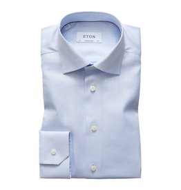 Eton Eton hemd blauw FU contemporary