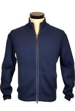 Gran Sasso Sandmore's cardigan blauw 19637