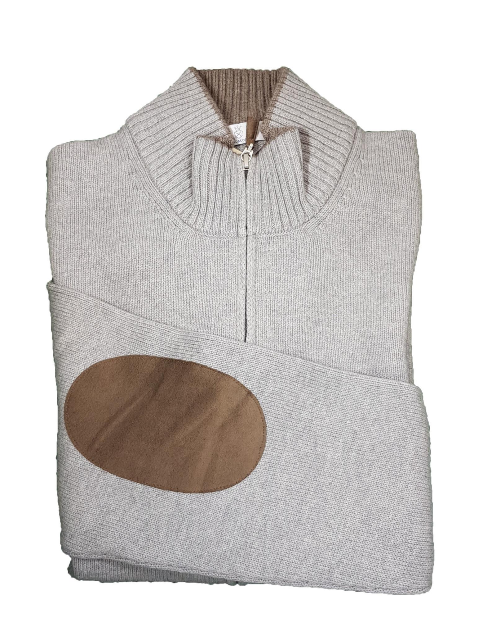 Gran Sasso Sandmore's cardigan grijs 19667