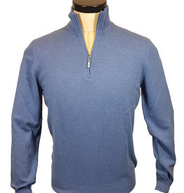 Gran Sasso Sandmore's pull lupo blauw