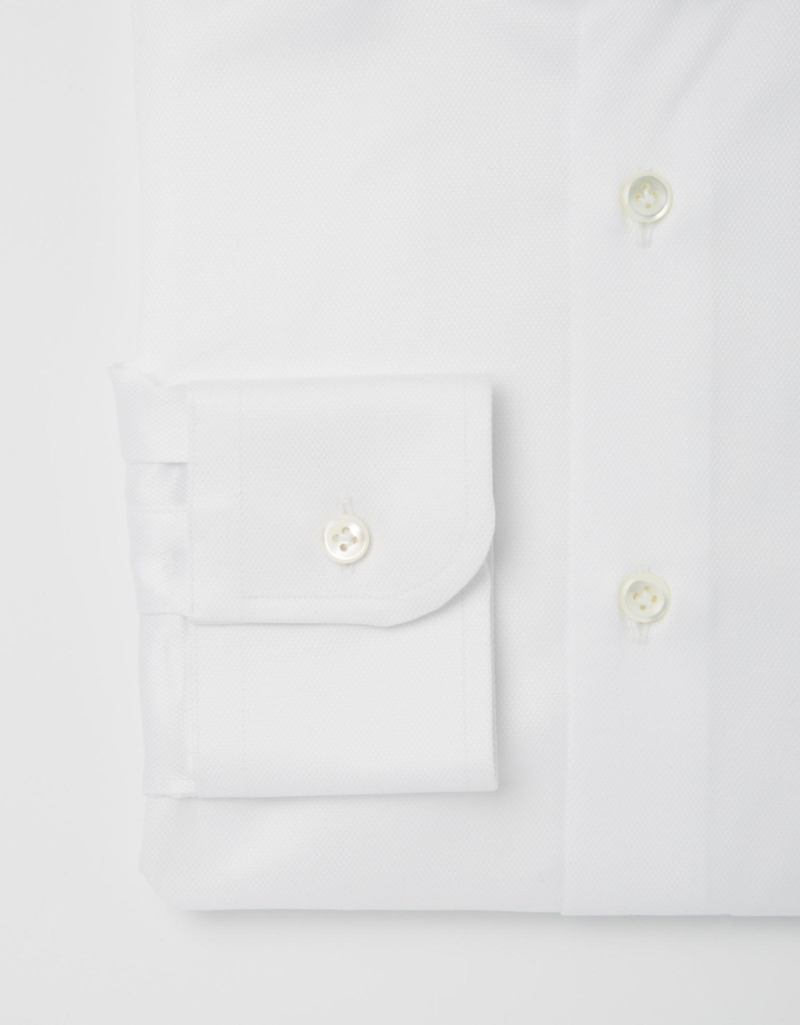 Valenza Valenza hemd wit slim fit 004