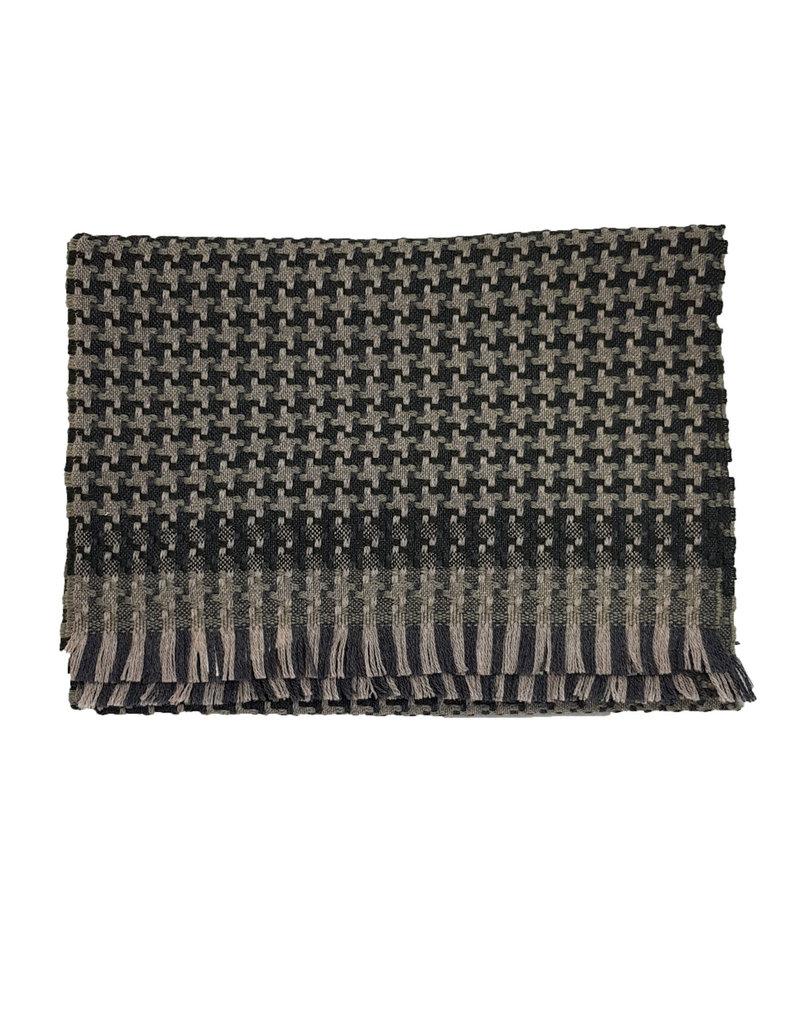 MA.AL.Bi MA.AL.BI. sjaal grijs-groen 111-601
