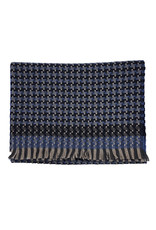 MA.AL.Bi MA.AL.BI sjaal blauw 111-601