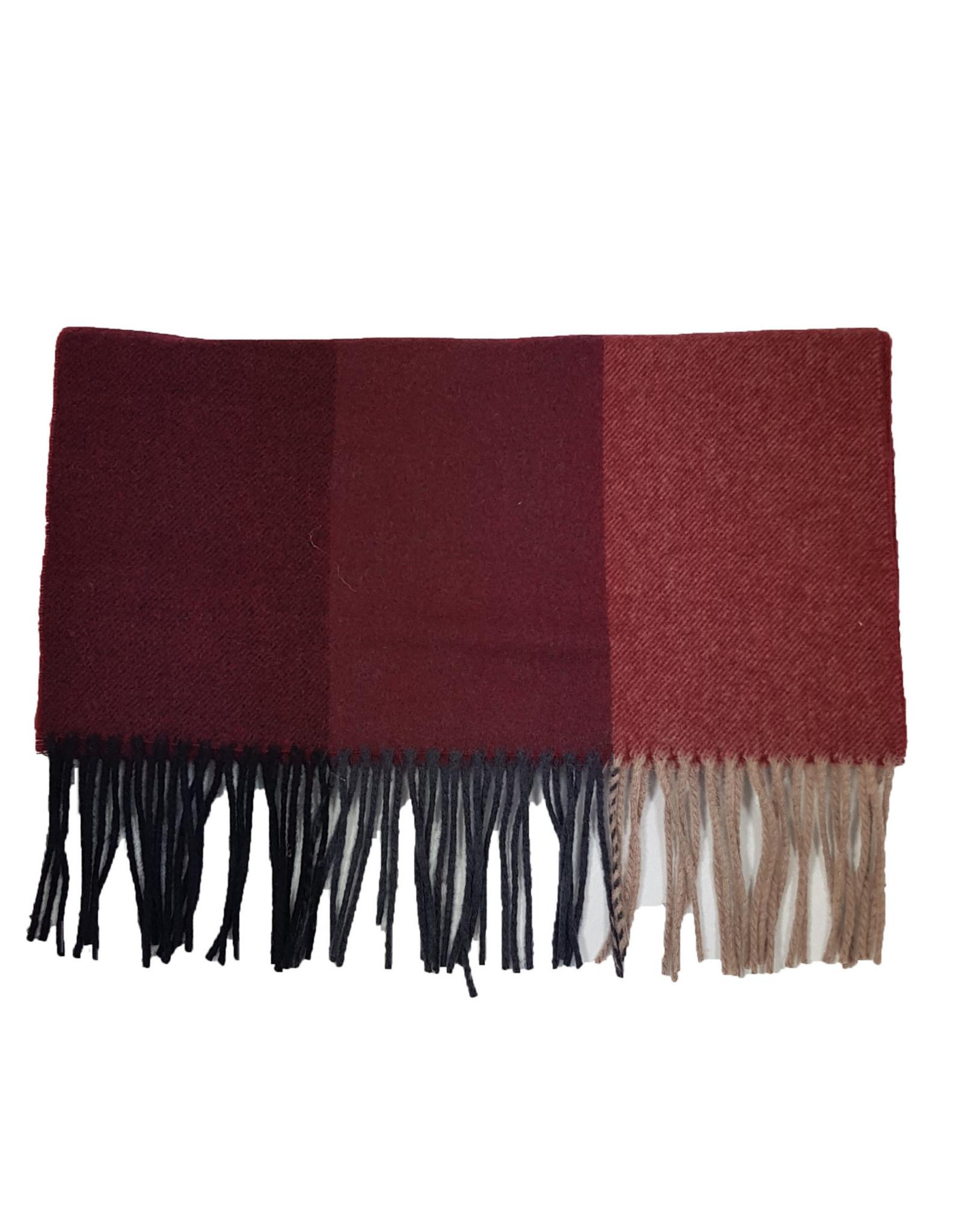 MA.AL.Bi MA.AL.BI sjaal bordeaux 136-103