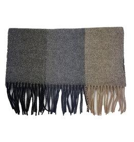MA.AL.Bi MA.AL.BI sjaal grijs