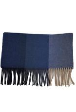 MA.AL.Bi MA.AL.BI sjaal blauw 136-103