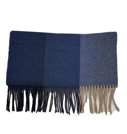 MA.AL.Bi MA.AL.BI sjaal blauw