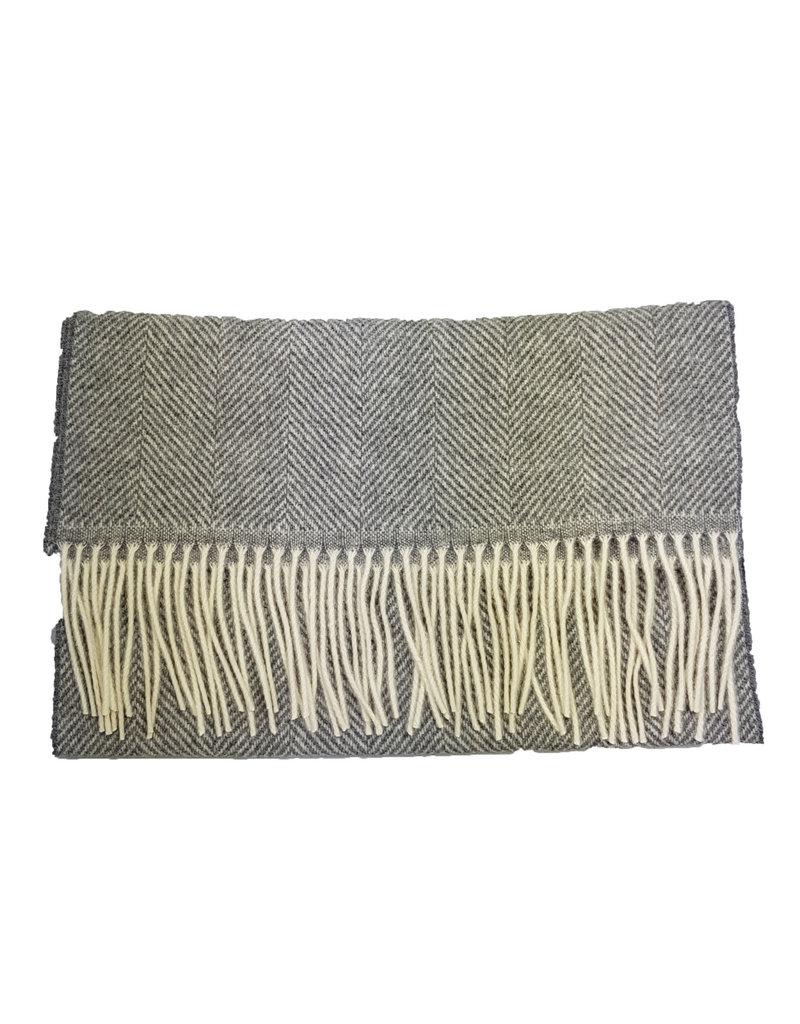 MA.AL.Bi MA.AL.BI sjaal grijs 136-90