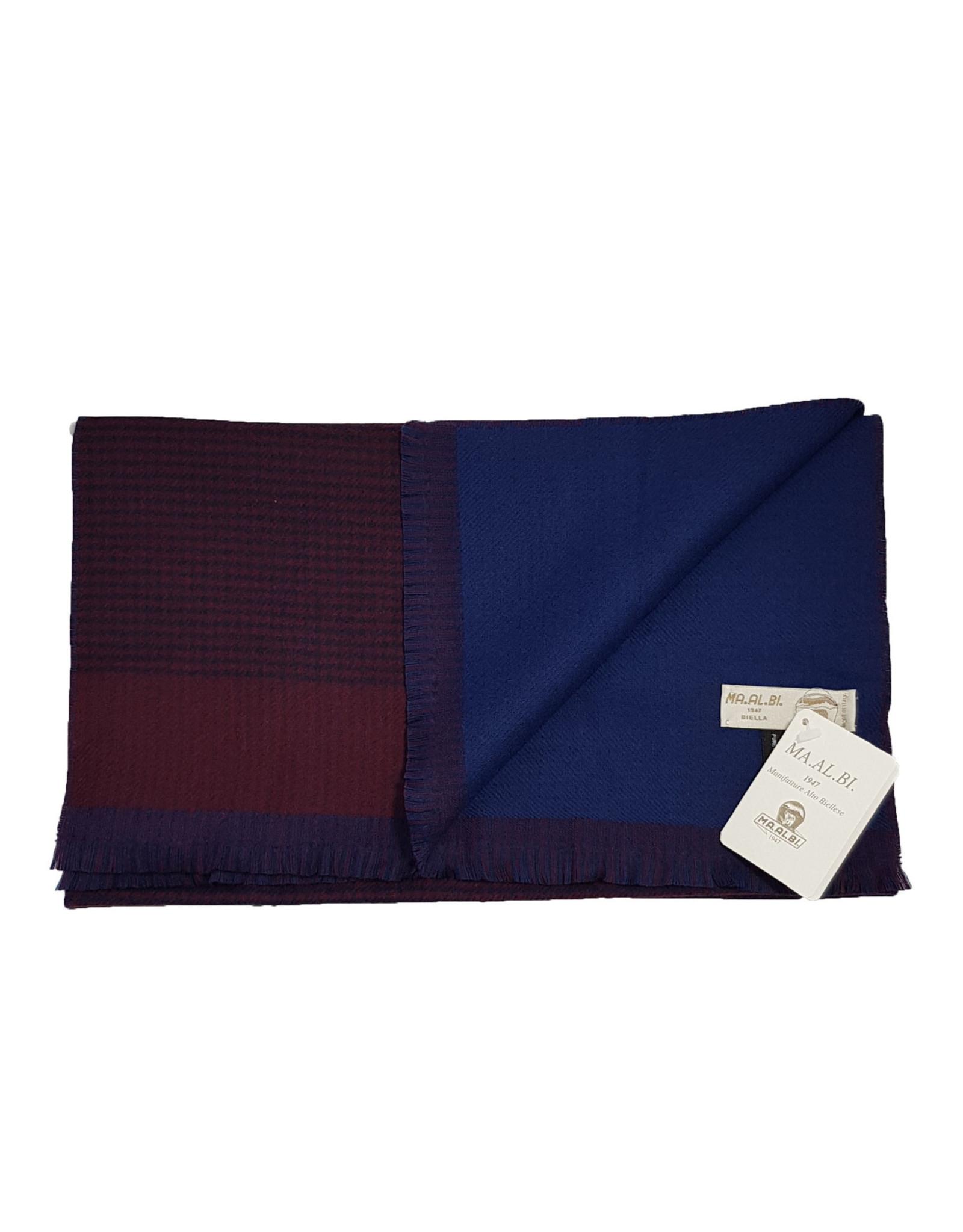 MA.AL.Bi MA.AL.BI sjaal rood 562-11