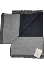 MA.AL.Bi MA.AL.BI sjaal grijs 575s-5840