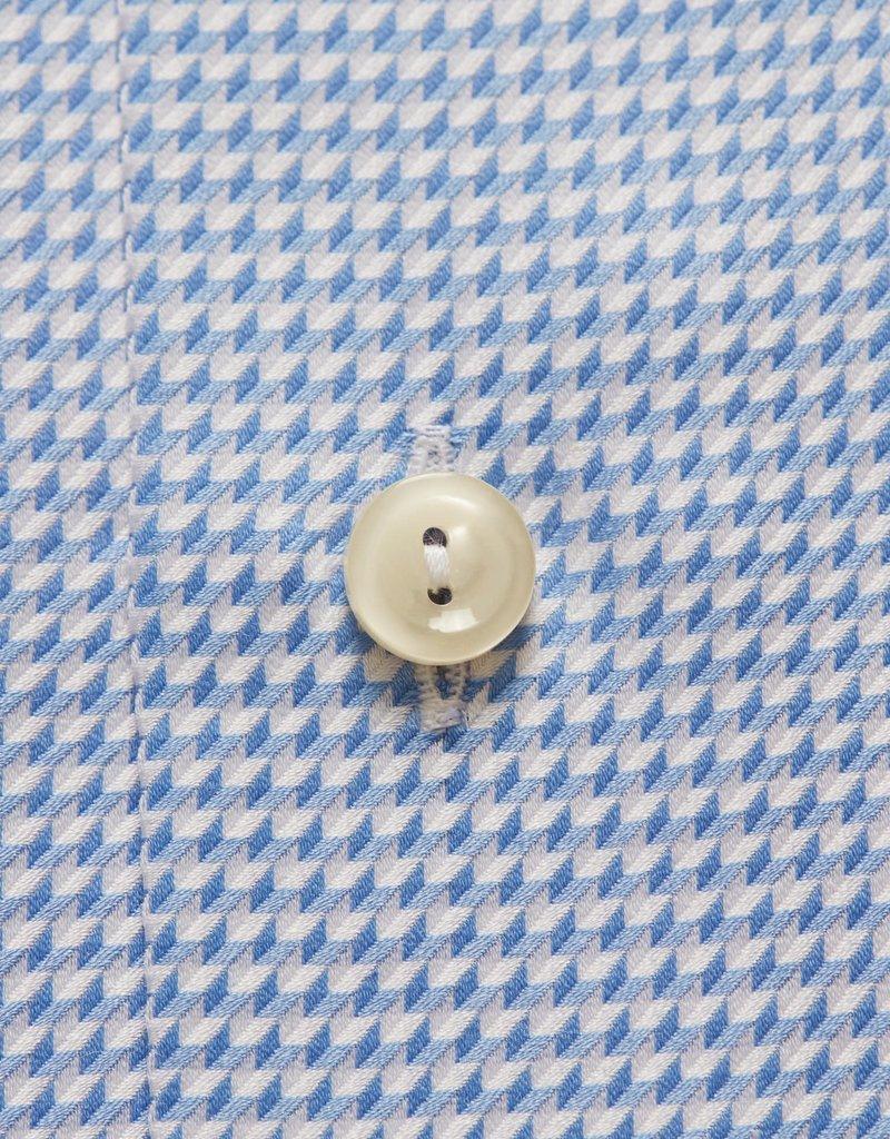 Eton Eton hemd blauw FU slimfit 17