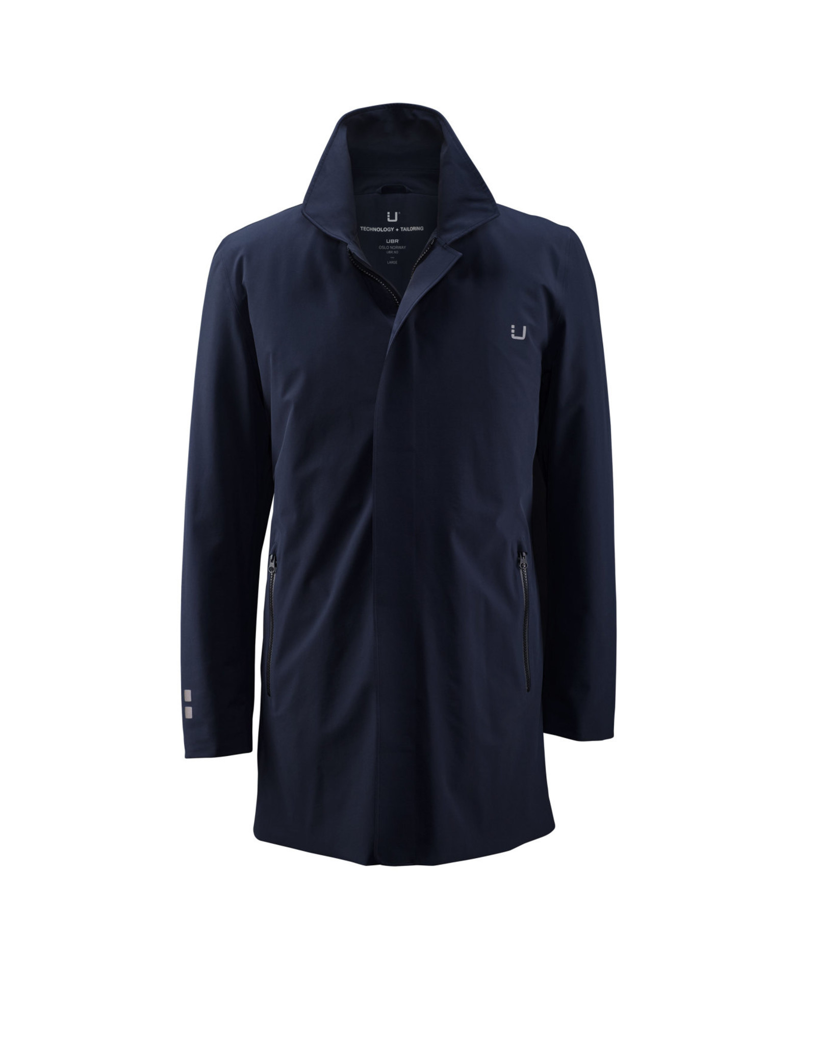 UBR UBR regenjas Regulator coat navy