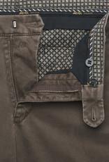 Meyer Exclusive Meyer Exclusive broek katoen bruin Bonn 8556/34