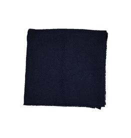 MA.AL.Bi MA.AL.BI sjaal donkerblauw
