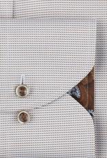 Stenströms Stenströms hemd beige slimline 784111-7618/200
