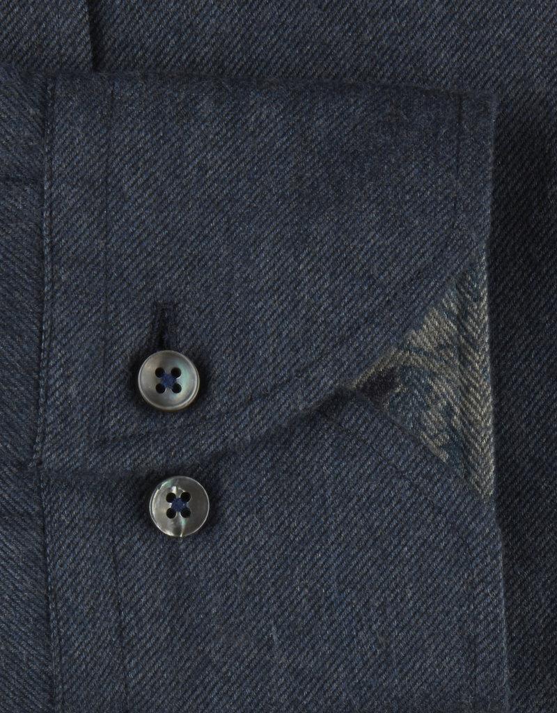 Stenströms Stenströms hemd donkerblauw slimline 784261-7635/180