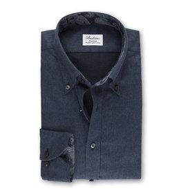 Stenströms Stenströms hemd donkerblauw fitted body