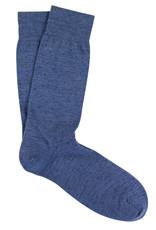 Marcoliani Marcoliani sokken blauw wol 2812T