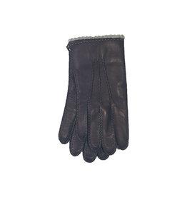 Mazzoleni Mazzoleni handschoenen leder blauw