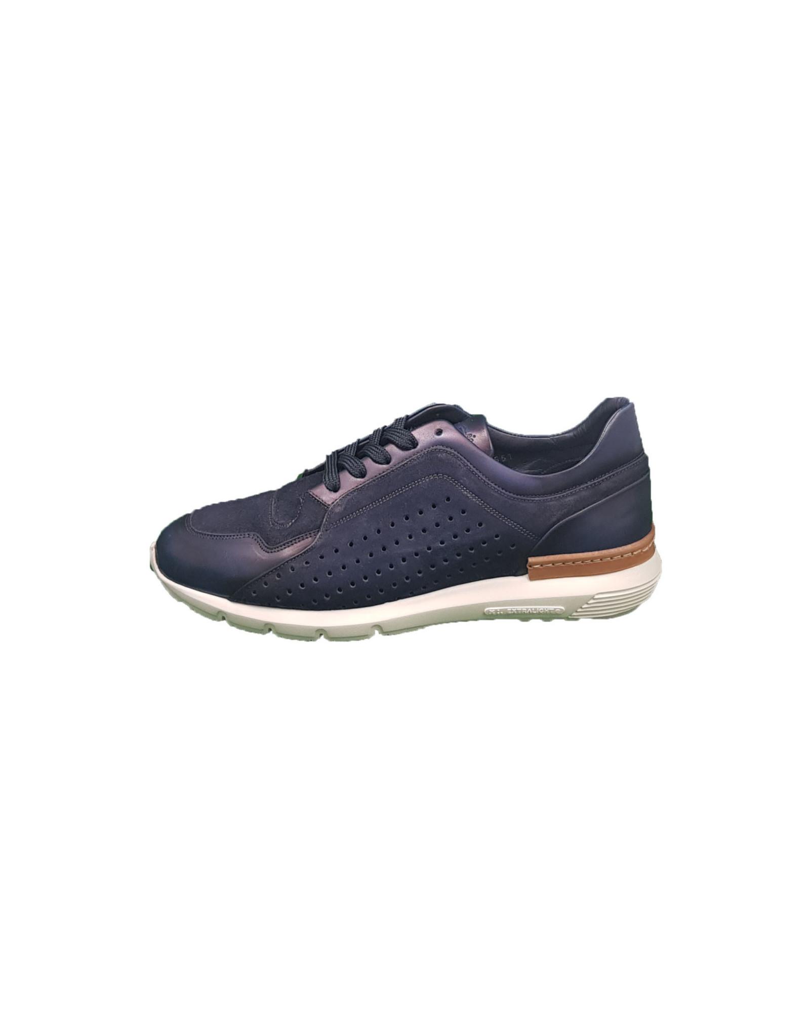 Zampiere Zampiere schoenen blauw Delave Capri M:5399