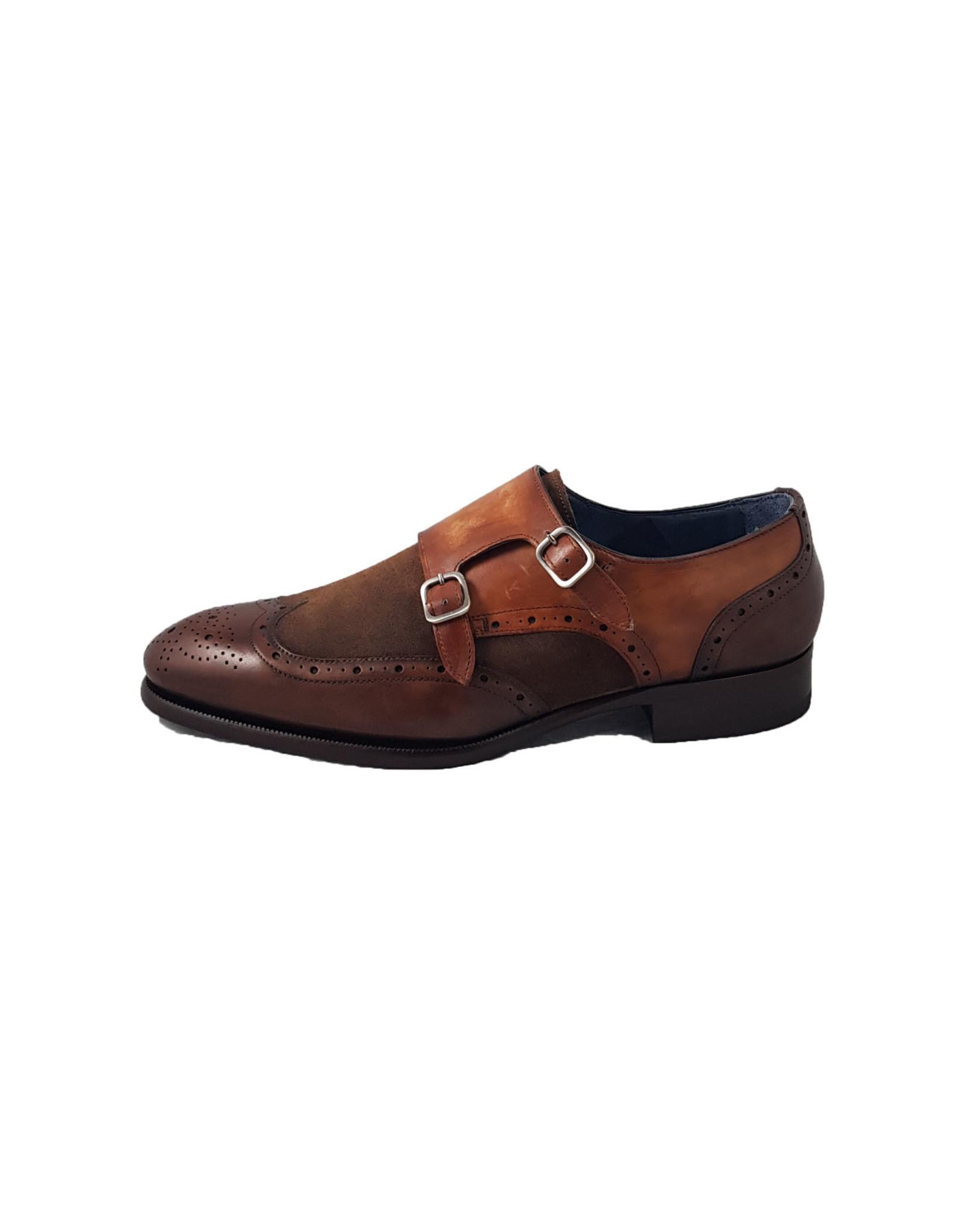 Zampiere Zampiere schoenen bruin 5302 Delave TD Moro