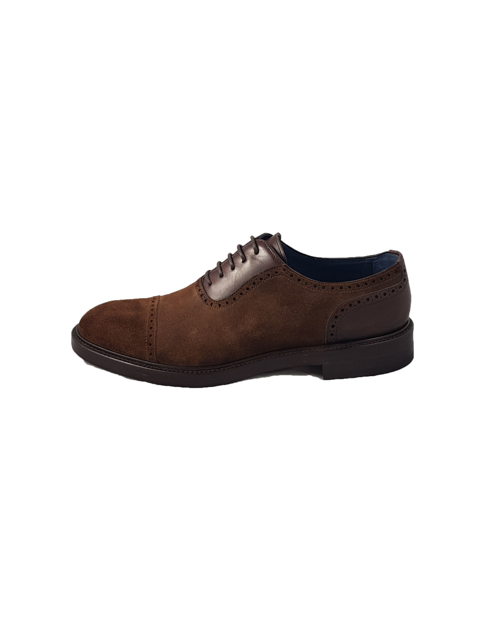 Zampiere Zampiere schoenen bruin 9911 Suede Snuff