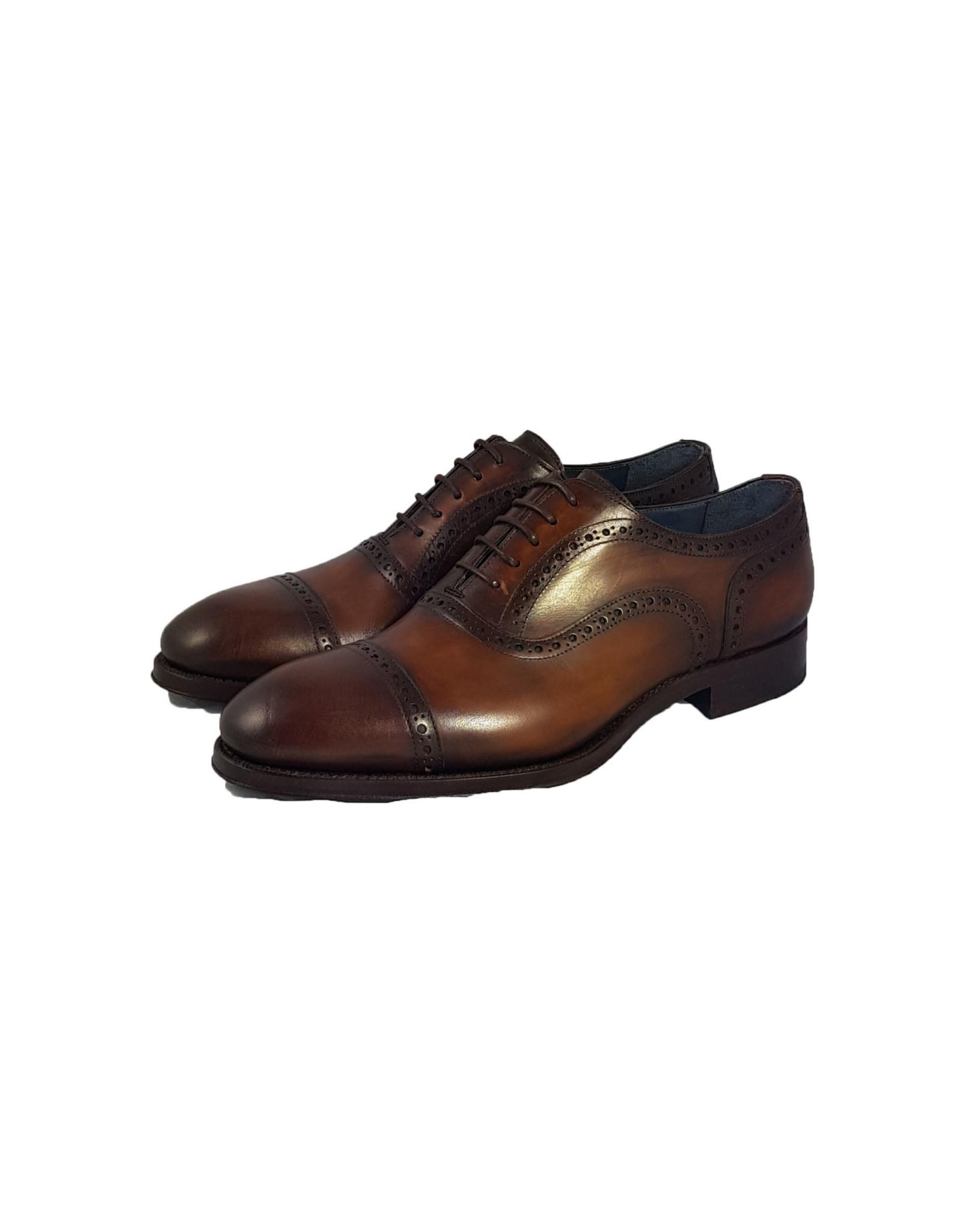 Zampiere Zampiere schoenen bruin Delave Marrone M:5173