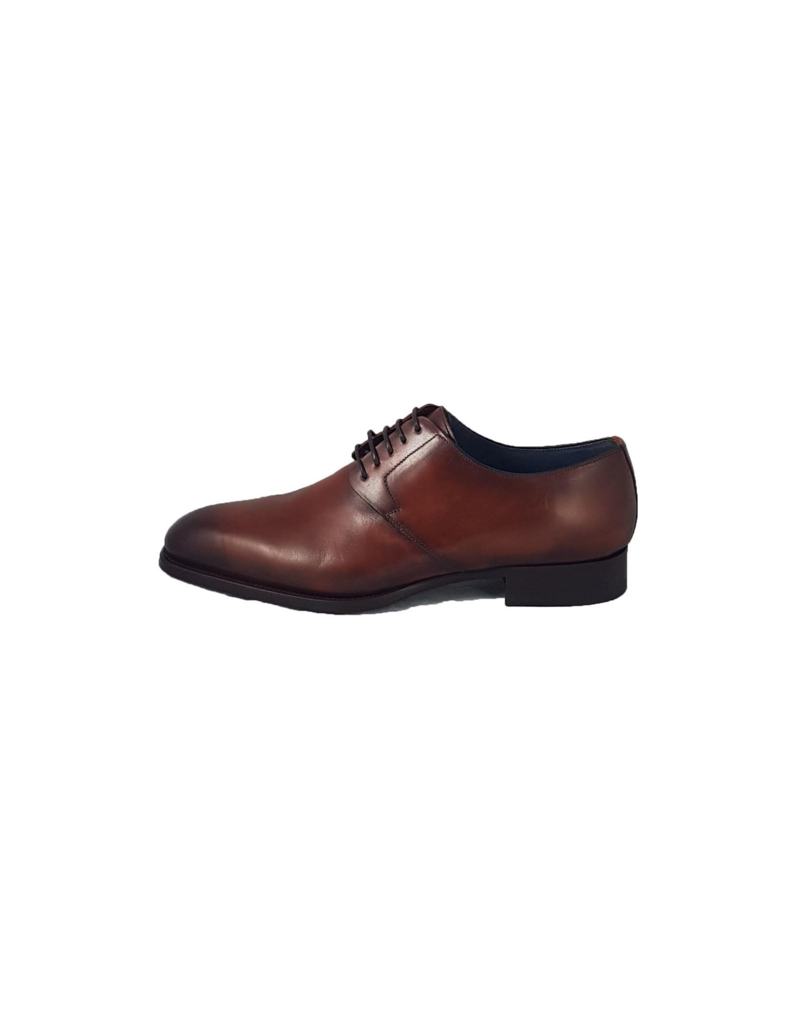 Zampiere Zampiere schoenen cognac Delave cuoio M:5284 V18