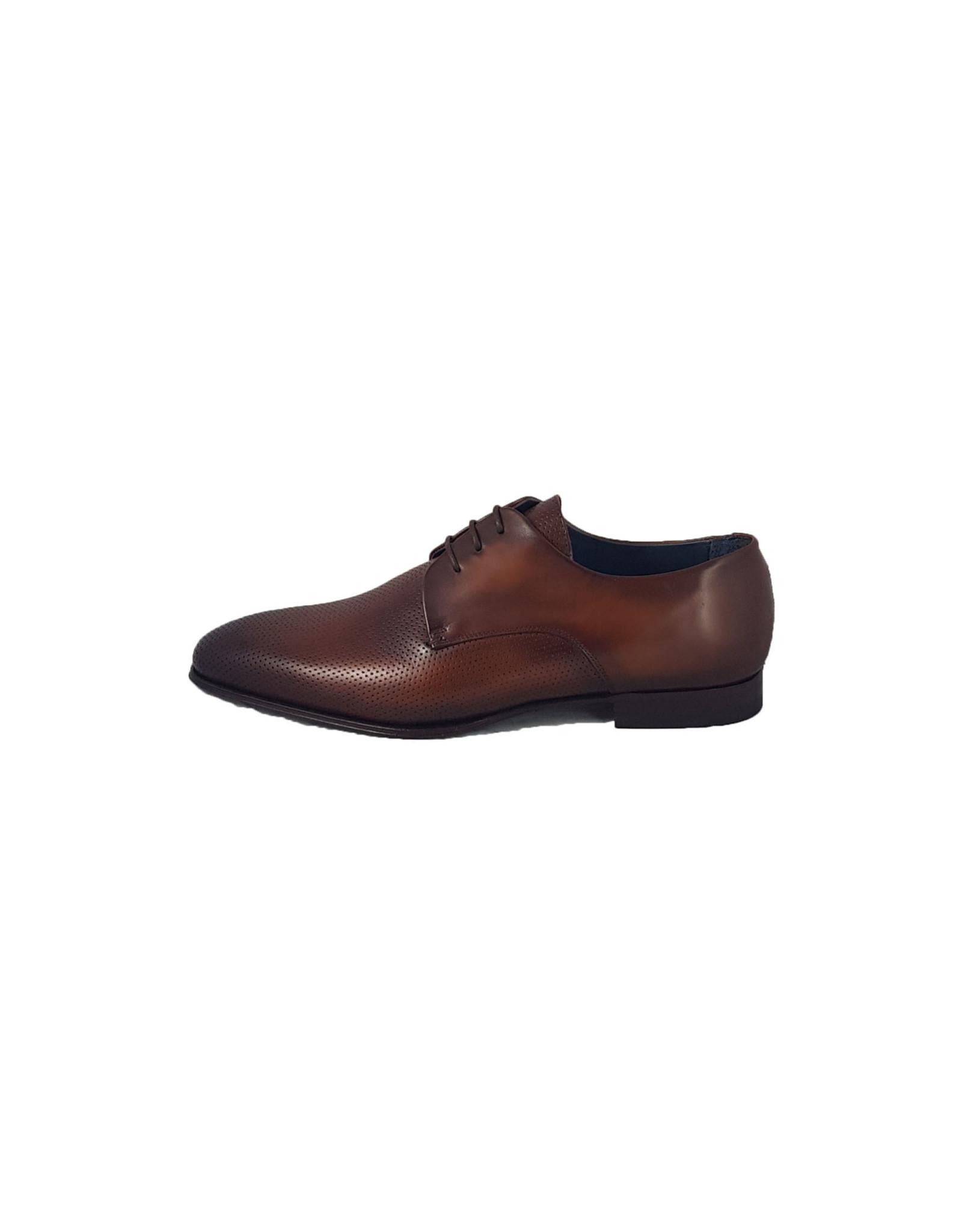 Zampiere Zampiere schoenen cognac Prince cuoio M:5381 V18