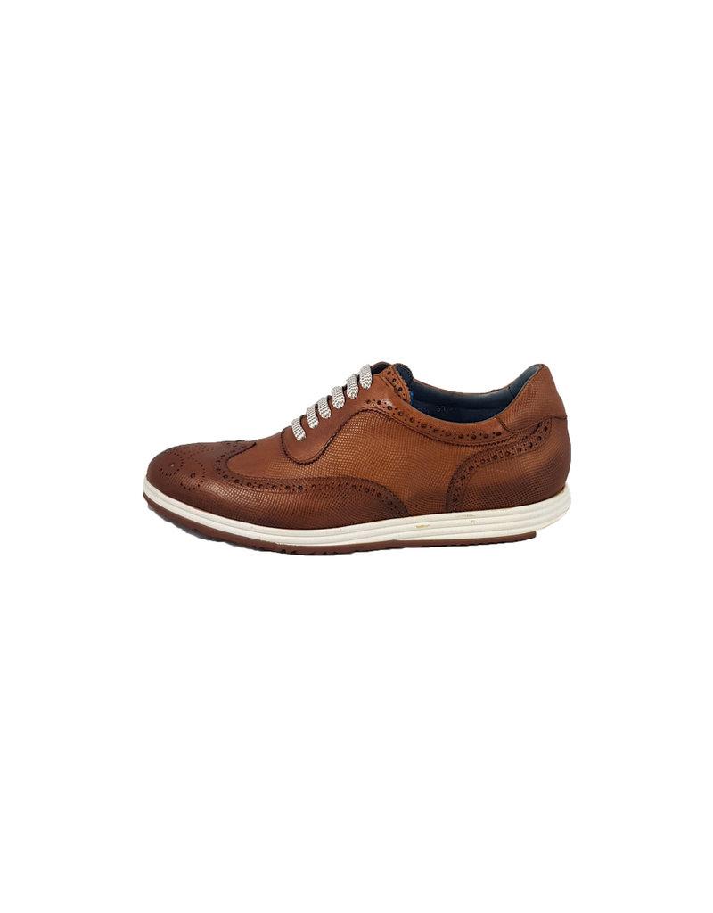 Zampiere Zampiere schoenen cognac Amalfi M: 5232 V17/35