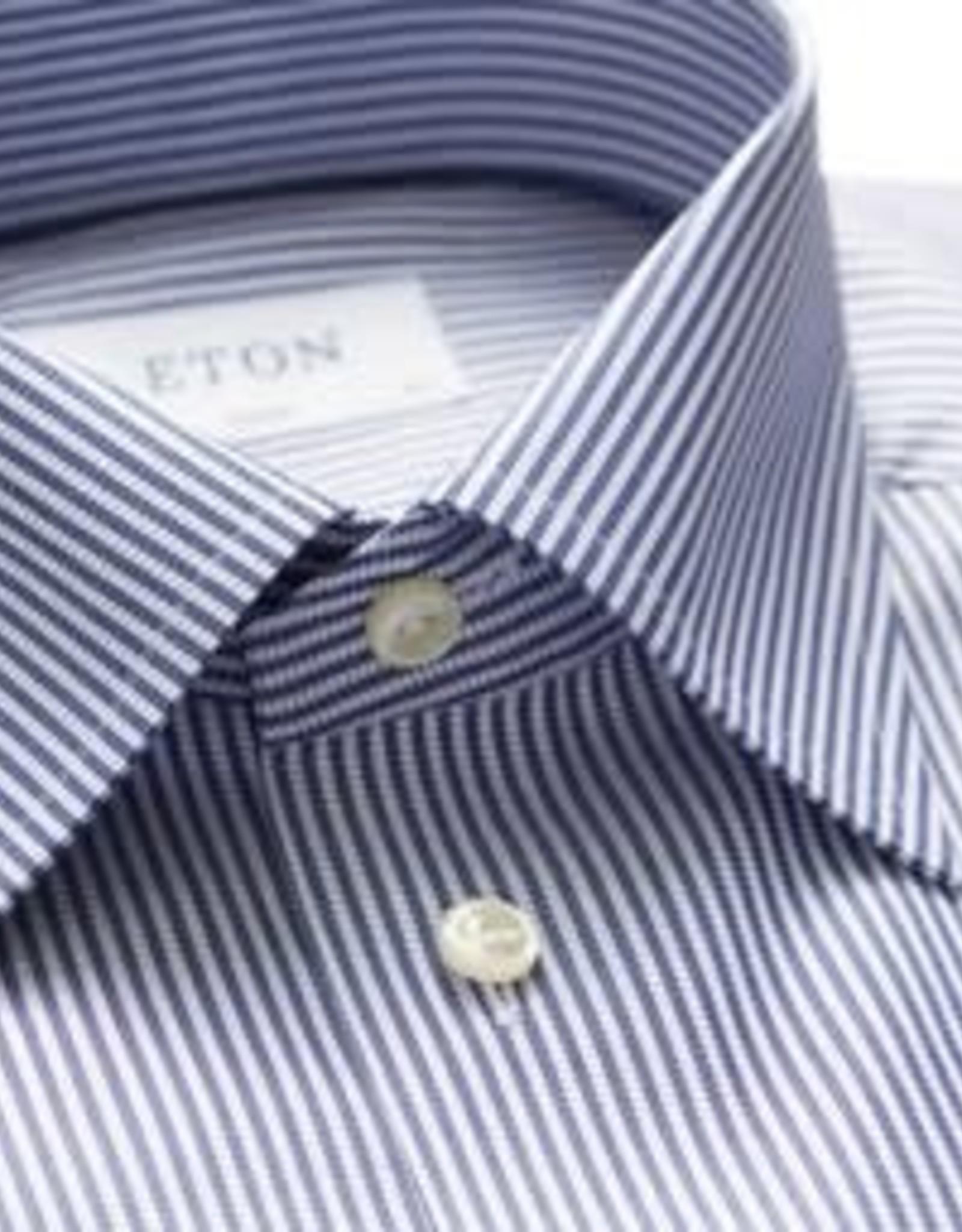 Eton Eton hemd blauw contemporary 3423-79311/25