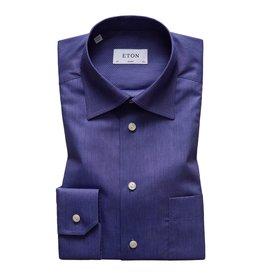 Eton Eton hemd blauw contemporary
