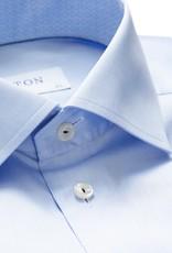 Eton Eton hemd blauw slim 3000-00652/21