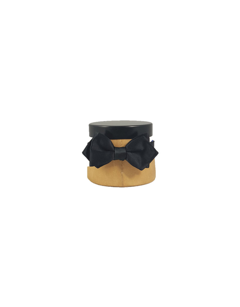 Ascot Sandmore's strik zwart Napoli 04150-400/4