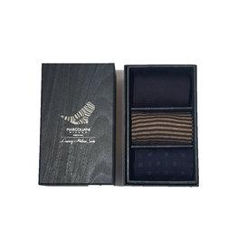 Marcoliani Marcoliani sokken gift box bruin