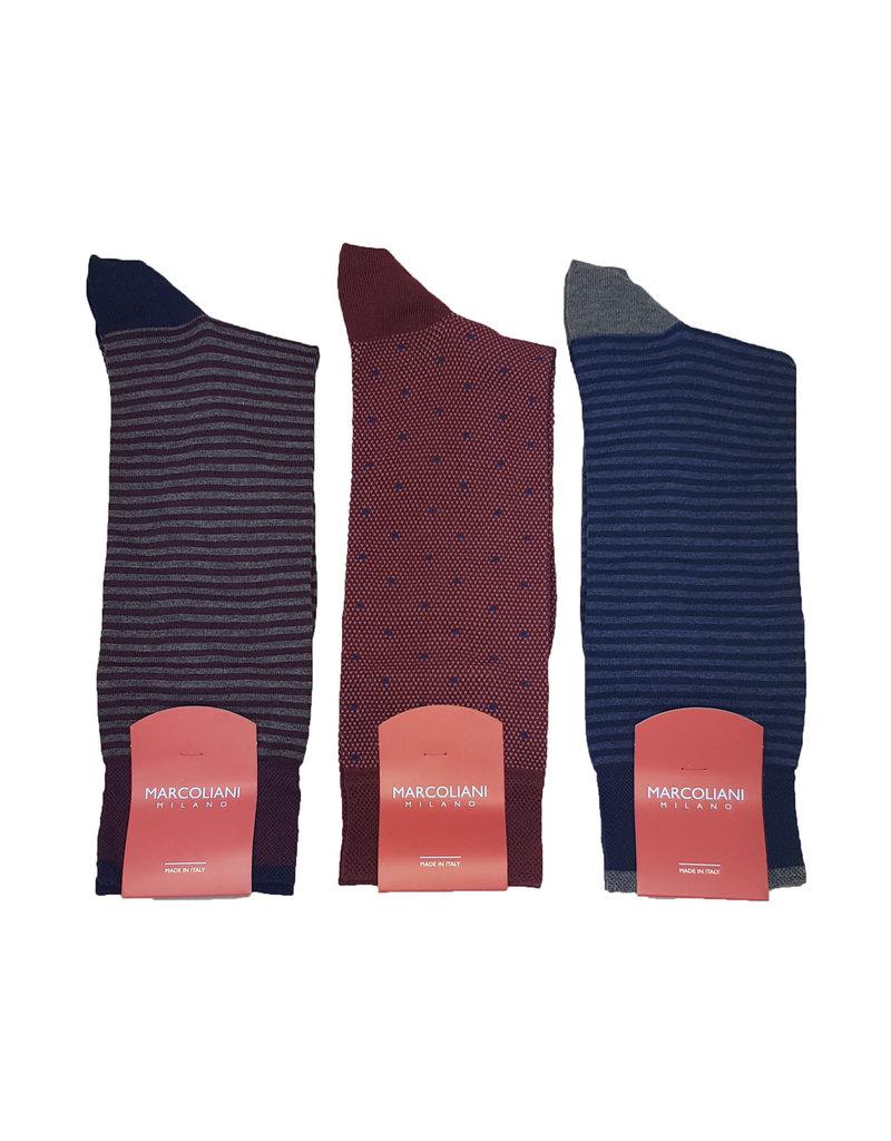 Marcoliani Marcoliani sokken box U6 MIX1 41-45