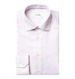 Eton Eton hemd beige slim