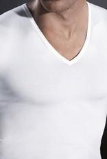 Perofil Perofil 4SEASONS t-shirt v-neck wit