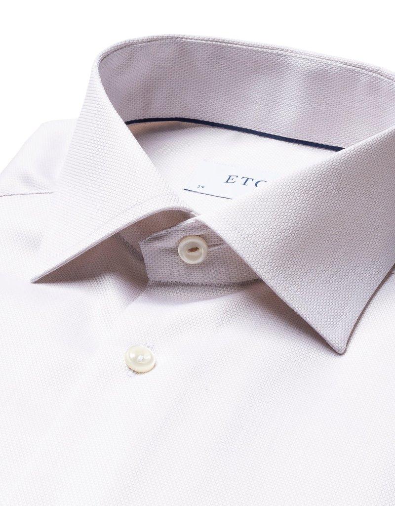 Eton Eton hemd beige contemporary 1056
