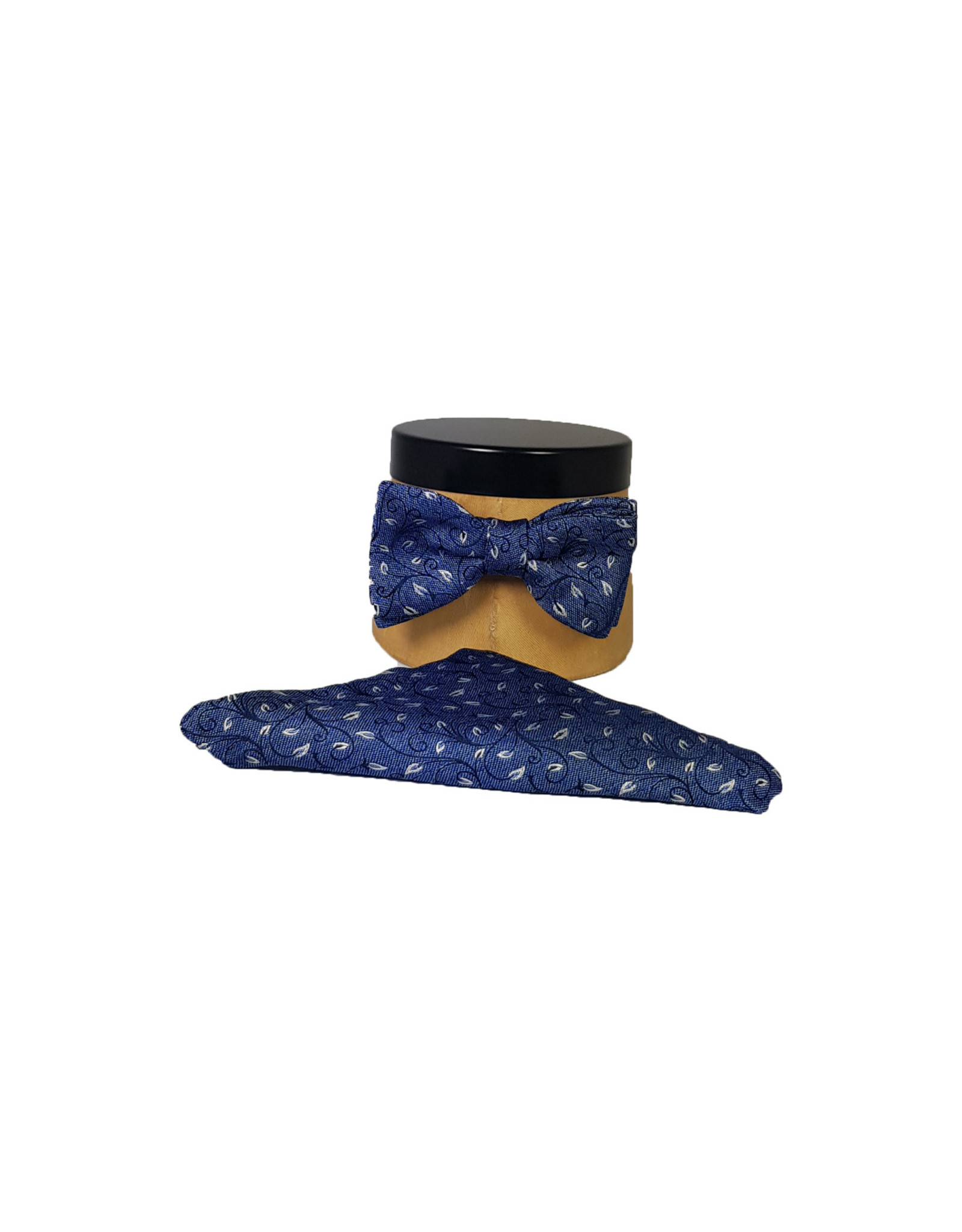 Ascot Sandmore's strik blauw fantasie 745/2