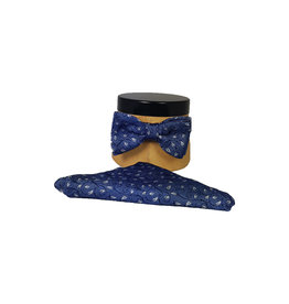 Ascot Sandmore's strik blauw fantasie