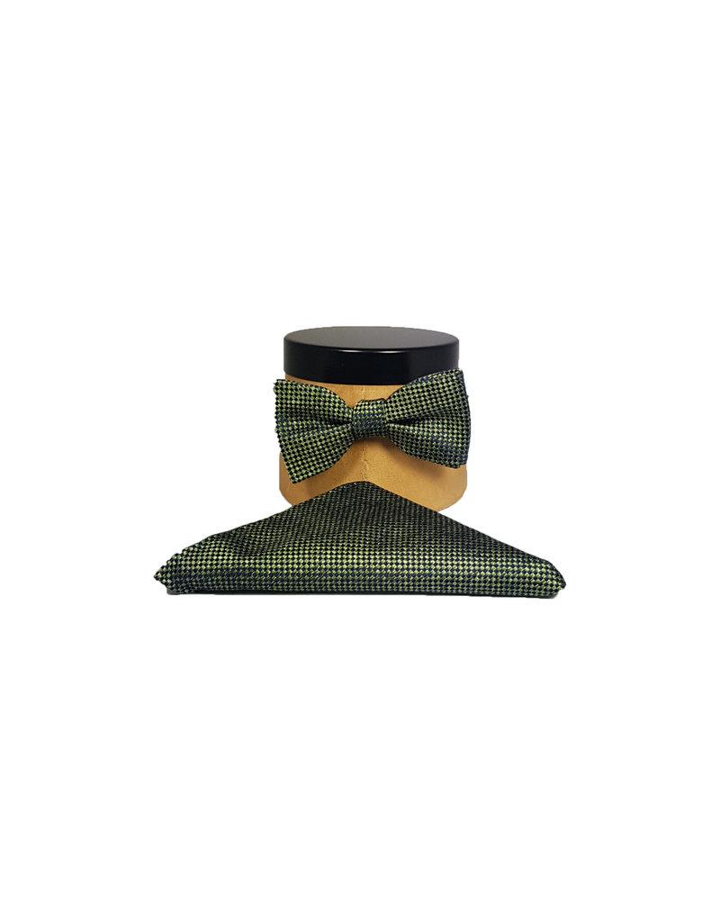 Ascot Sandmore's strik groen-blauw  723/2