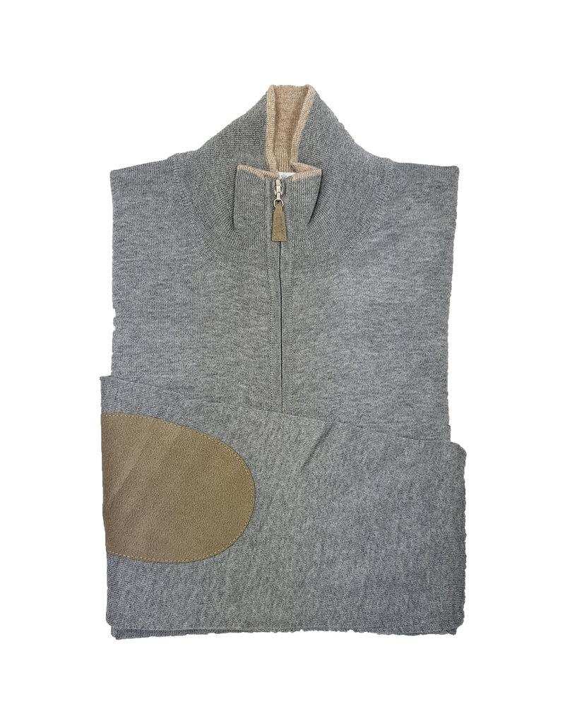 Gran Sasso Sandmore's cardigan grijs 14794/090 M:45144