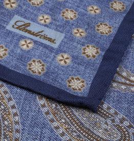 Stenströms Stenströms pochet blauw