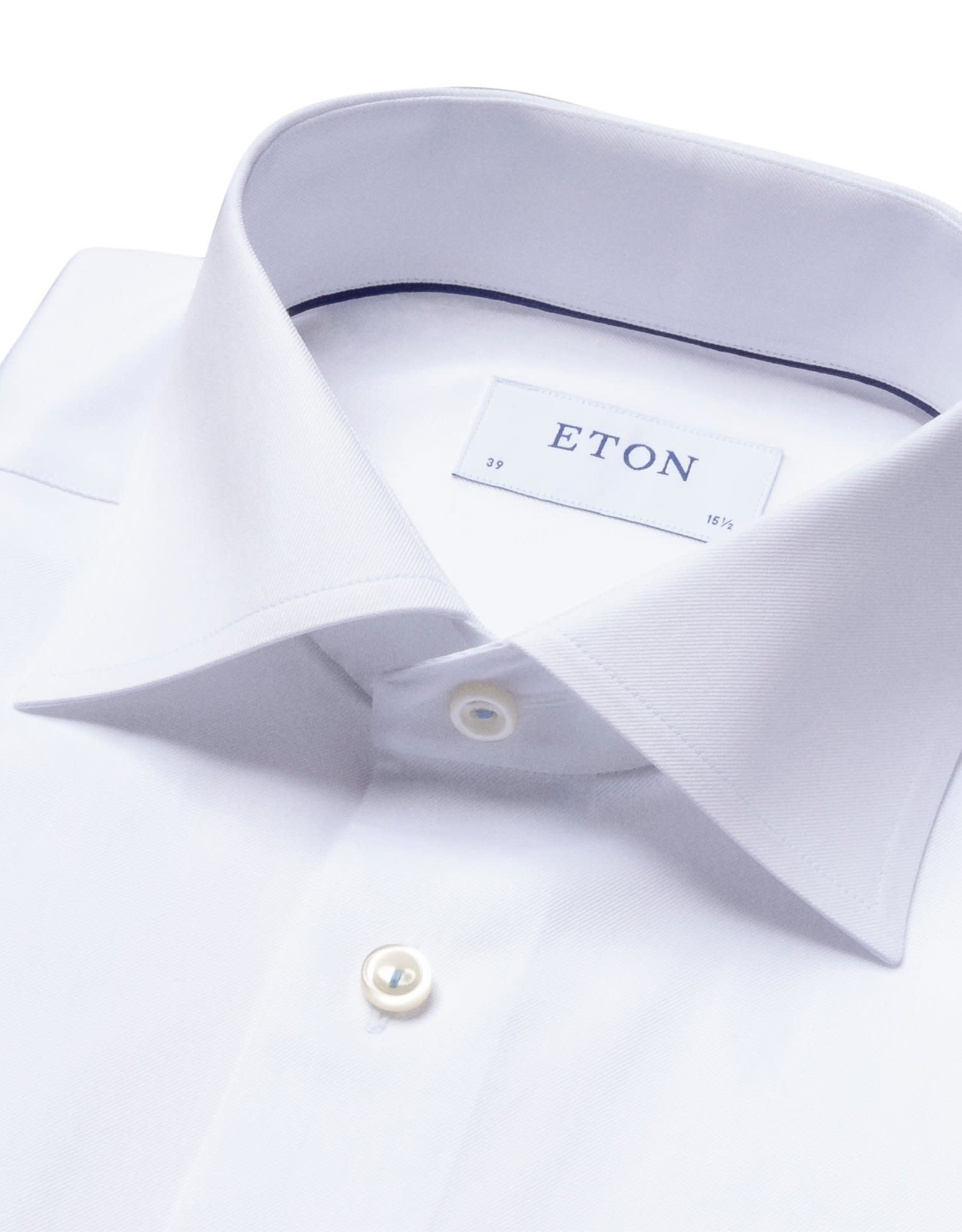 Eton Eton hemd wit slim fit 665/01